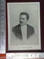 IL1928/5 Arturo Toscanini Nel 1889 - Ohne Zuordnung