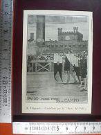 IL1928/8 A. Vigliardi - Cartellone Per La Festa Del Palio (forse Di Siena) - Ohne Zuordnung