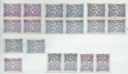 El  Salvador             Partijtje  Zegels  /    Lot Of Stamps  /  Lot De Timbres - El Salvador