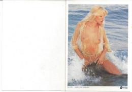 CALENDRIER De POCHE -  EROTIQUE SEXY - ANNEE 1988 - OBERTHUR (calendrier Des Postes) - Calendriers