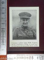 IL1928/1 L'aviatore Mutilato Belga Willy Coppens Record Paracadutismo A Parigi - Ohne Zuordnung