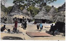 CONGO - L'Afrique En Couleur - Scènes De Vie Au Village - Congo - Brazzaville