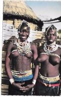 CONGO - L'Afrique En Couleur - Jeunes Femmes Coniaguis - Congo - Brazzaville