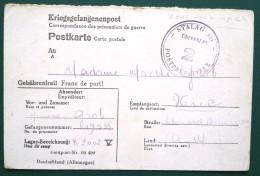 CP Prisonnier De Guerre FELDPOST Nr 08499 STALAG 325 RAWA-RUSKA UKRAINE Camp Disciplinaire Pour Nice 1942 - WW II