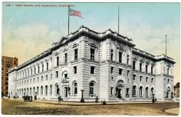 Post Office, San Francisco, California - Postal Services