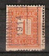 PELLENS Type Cijfer Nr. 108 Voorafgestempeld Nr. 2275 DIXMUDE 1914  ; Staat Zie Scan ! Inzet Aan 10 € ! - Precancels