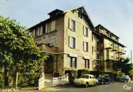 St-Honor� les Bains (Ni�vre)- Pension famille-H�tel du Guet Parraudin propri�taire air panorama garage v�hicules anciens