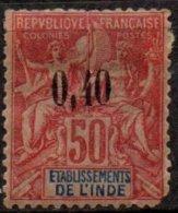 INDE - 0..40 Sur 50 C. De 1903 Neuf - India (1892-1954)
