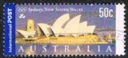Australia SG1982 2000 Views (1st) 50c Good/fine Used - Oblitérés