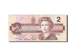 Canada, 2 Dollars, 1986-1991, KM:94a, 1986, TTB+ - Canada