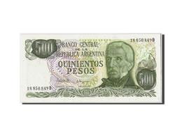 Argentine, 500 Pesos, Non Daté (1977-82), KM:303c, NEUF - Argentine