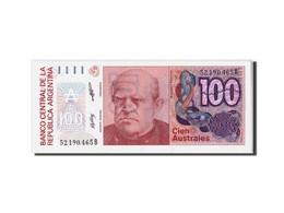 Argentine, 100 Australes, Non Daté (1985-90), KM:327b, NEUF - Argentine