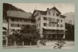 Suisse, Engelberg, Hôtel Engel (Hôtel Et Pension De Lange) Vintage Print. Vintage Switzerland   Photom&eacu - Non Classificati