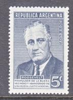 ARGENTINA  551   *  ROOSEVELT - Argentina