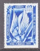 ARGENTINA  584    *  RXR   RAILROAD - Argentina