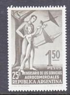 ARGENTINA  645    *  AERO - Argentina