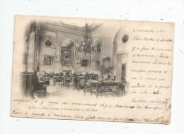 Cp , 64 , PAU , Hôtel GASSION , Le Grand Salon , Voyagée 1902 , Dos Simple - Pau
