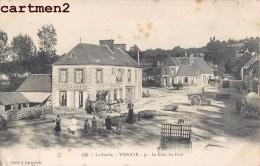 VIBRAYE LE BOUT DU PONT HOTEL ST-LOUIS 72 SARTHE - Vibraye