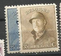171/2  *  4.2 - 1919-1920 Roi Casqué