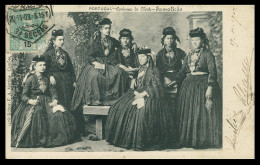 VILA NOVA DE FAMALICÃO - COSTUMES - Costumes Do Norte ( Ed. F. A. Martins Nº 478)carte Postale - Braga