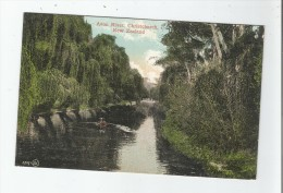 AVON RIVER CHRISTCHURCH NEW ZEALAND 52891 - Nouvelle-Zélande