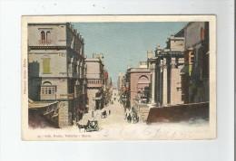 VALETTA MALTA 34 SDA REALE  1906 - Malte