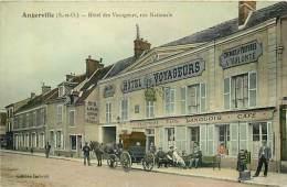 A16-1597  : ANGERVILLE  HOTEL DES VOYAGEURS - Angerville
