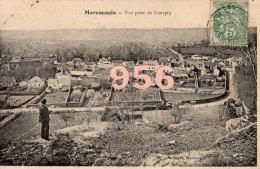 CPA * * MARCOUSSIS * * Vue Prise De Courpin - France
