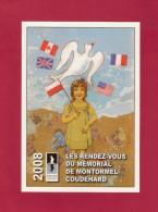 CPM   Orne. Les Rendez-vous Du Mémorial De Montormel Coudehard 2008 - Entertainment