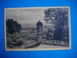 SAINT SANDOUX  -  63  -  Vue De La Terrasse Du Château    -  Puy De Dôme - Frankreich