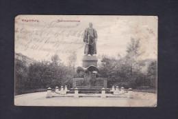 AK Magdeburg - Bismarckdenkmal ( En L'état) - Magdeburg