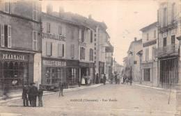 """¤¤  -      MANSLE   -   Rue Martin  -  Quincaillerie """" Roullet - Renoleau """" - Boucherie """" Dalbrut """"    -  ¤¤ - Mansle"""