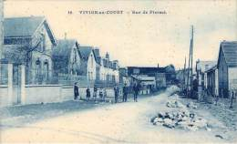 08 - Vivier-au-Court - Rue De Piermé - Frankrijk