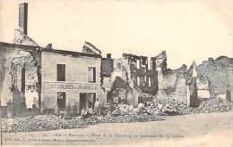 08 - Bazeilles - Place De La Commune Au Lendemain De La Bataille, 1870 - Frankrijk
