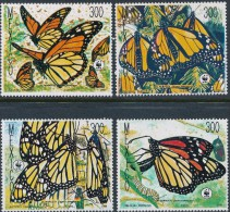 Mexico  Butterflies - Vlinders