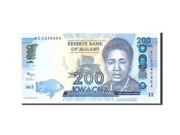 Malawi, 200 Kwacha, 2012, KM:60, 2012-01-01, NEUF - Malawi