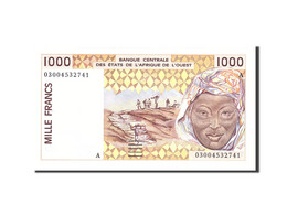 West African States, 1000 Francs, 2002, KM:311Cm, Undated, NEUF - West-Afrikaanse Staten