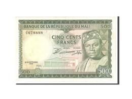 Mali, 500 Francs, 1960, KM:8a, 1960-09-22, TTB - Mali