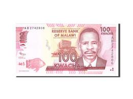 Malawi, 100 Kwacha, 2012, KM:59, 2012-01-01, NEUF - Malawi