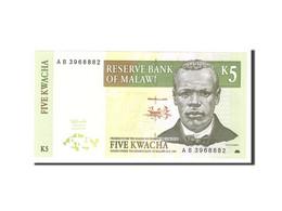 Malawi, 5 Kwacha, 1997, KM:36a, 1997-07-01, NEUF - Malawi