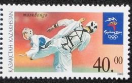 2000 KAZAKHSTAN   ** MNH Les Arts Martiaux, Judo Martial Arts Judo Kampfsport  Judo  Artes Marciales Judo [AK36]