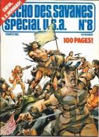L'Echo Des Savanes-spécial USA N°8--1978 (voir Scans)--BE/TBE - L'Echo Des Savanes