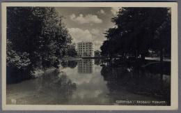 CURITIBA  Passeio Publico About  1945y.   B512 - Curitiba