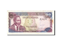 Kenya, 100 Shillings, 1978, KM:18, 1978-07-01, TB - Kenya