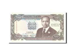 Kenya, 200 Shillings, 1994, KM:29f, 1994-01-01, NEUF - Kenya