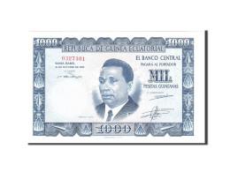 Equatorial Guinea, 1000 Pesetas Guineanas, 1969, KM:3, 1969-10-12, NEUF - Guinea Ecuatorial