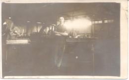 RARISIMA FOTOGRAFIA FABRICA DONDE SE HIZO LA PRIMERA COSECHADORA AUTOMOTRIZ DEL MUNDO EN BUENOS AIRES AÑO 1933 TOP COLLE - Argentine