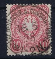 Deutsche Reich: Türkei Vorläufer  Mi Nr V 33 - Deutsche Post In Der Türkei