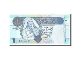 Libya, 1 Dinar, 2004, KM:68a, Undated, NEUF - Libya