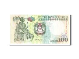 Lesotho, 100 Maloti, 2001, KM:19b, Undated, NEUF - Lesotho